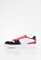 Nike - Nike squash-type (gs) - white/black-university red