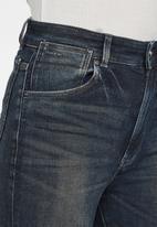 G-Star RAW - Stringfield ultra high skinny jeans - anti nebulas