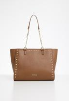 Pringle of Scotland - Tyra tote - tan