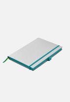 LAMY - A5 hard cover notebook - blue