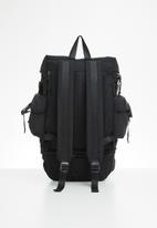 G-Star RAW - Estan detachable pocket backpack - black