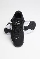 Nike - Nike air barrage low - black & white-white