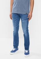 Lee  - Luke pants - blue