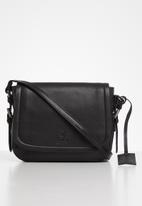 POLO - Vega leather sling - black