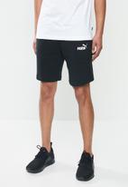 PUMA - Ess jersey shorts - black