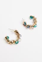 Superbalist - Multi-stone earrings - multi