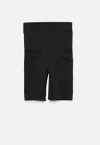 Playtex - Seamless long leg - black