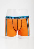 Bear - Bear colour block trunks - multi