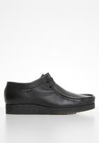 Grasshoppers - Casual moccasin - black