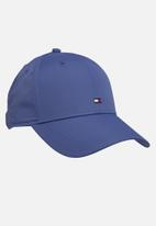 Tommy Hilfiger - Baseball cap tailored recycled nylon - brilliant blue