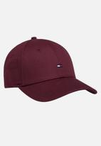 Tommy Hilfiger - Baseball cap - beet red