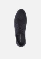 Tommy Hilfiger - Lightweight city suede shoe - navy