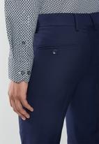 POLO - Bradley custom fit travel trouser - royal blue