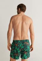 MANGO - Tigre swimming trunks - multi