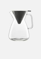 Luigi Bormioli - Thermic pour over coffee kit 1.0lt