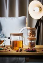 Luigi Bormioli - Anti-drip glass teapot