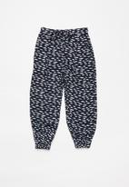 Superbalist Kids - Woven joggers - white & navy