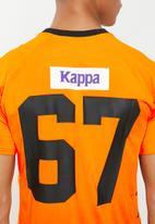 KAPPA - Authentic beetroz tee - orange