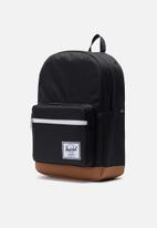 Herschel Supply Co. - Pop quiz - backpacks - black & saddle