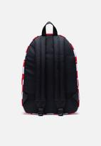 Herschel Supply Co. - Coca cola classic x-large - backpacks - red/white checkerboard