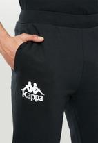 KAPPA - Authentic flit - black & white