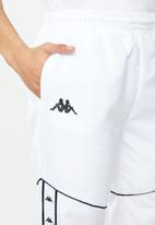 KAPPA - Authentic talut - white & black