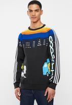 adidas Originals - Uas knit tops - black