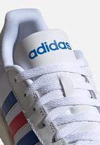 adidas Originals - Hoops 2.0 - white / collegiate royal / scarlet