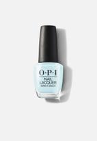 OPI - Nail Lacquer - Mexico City Move - mint