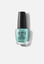 OPI - Nail Lacquer - Verde Nice to Meet You