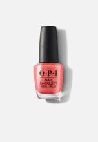 OPI - Nail Lacquer - Mural Mural on the Wall