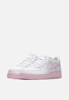 Nike - Nike air force 1 - white/pink foam