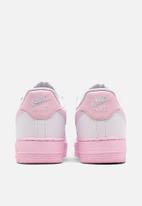 Nike - Nike force 1 - white/pink foam