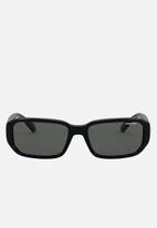 Arnette - Grey 55mm  - black