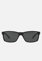 Arnette - Slickster grey 59mm  - black rubber