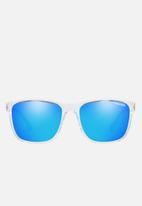 Arnette - Shoredick green mirror light blue 56mm  - crystal