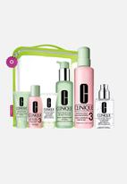 Clinique - Great Skin Everywhere: 3-Step Set For Normal to Oily Skin