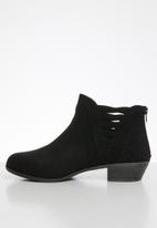 STYLE REPUBLIC - Jax ankle boot - black