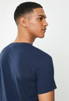 Diesel  - Michael v-neck short sleeve 3 pack tees - multi