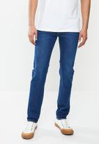 Diesel  - Buster tapered jeans - blue