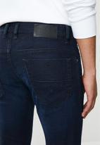 Diesel  - Thommer skinny jeans - blue
