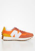 New Balance  - Classic 327 - orange