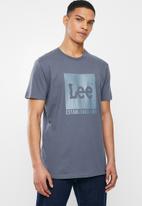 Lee  - Est.block lee - vintage indigo