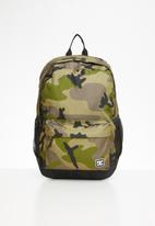 DC - Backsider print backpack - multi