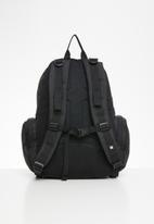 DC - Lock locker backpack - black