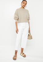 Missguided - Extreme wide sleeve jumper - neutral