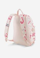 PUMA - Puma phase small backpack rosewater-aop - pink