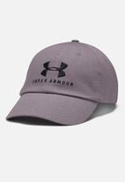 Under Armour - Women's cotton favourite cap - purple & black