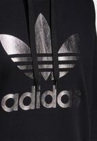 adidas Originals - Trefoil tracktop - black & white
