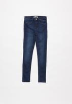 Levi's® - Levi's girls 720 high rise super skinny - blue